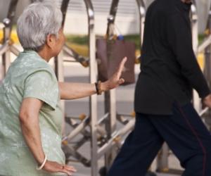Illustration de l'article Personne âgées : le tai-chi prévient les chutes