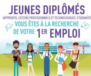 Illustration de l'article ARPE : une aide à la recherche du premier emploi