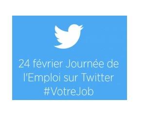 Illustration de l'article Twitter organise sa première journée de l'emploi