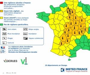 Illustration de l'article [ALERTE CANICULE] 40 départements en alerte