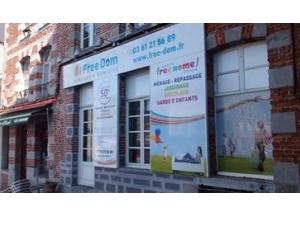 Illustration de l'article Free Dom ouvre une deuxième micro agence à Avesnes-sur-Helpe