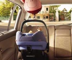 Illustration de l'article Les sièges auto dos à la route jusqu'à 2 ans aux EU