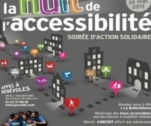 Illustration de l'article La nuit de l'accessibilité le 26 mai à Paris