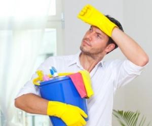 Illustration de l'article A quand l'homme de ménage ?
