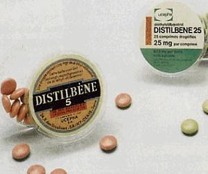 Illustration de l'article Le Distilbène reconnu coupable