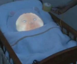 Illustration de l'article Un bébé robot pour donner envie de faire de vrais bébés