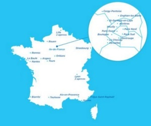 Illustration de l'article Petits-fils ouvre une nouvelle agence à Rouen