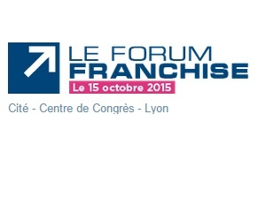 Illustration de l'article Forum Franchise à Lyon le 15 octobre 2015