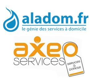 Illustration de l'article ALADOM accueille AXEO Services pour un partenariat d'envergure