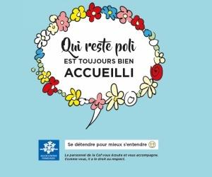 Illustration de l'article La CAF lance une campagne nationale de lutte contre les incivilités