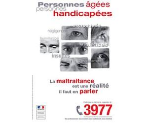 Illustration de l'article Le 3977 un numéro pour les seniors et les handicapés maltraités