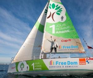 Illustration de l'article Free Dom participera à la Solitaire du Figaro 2015