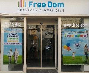 Illustration de l'article Free Dom s'installe à Cholet (49)