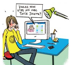 Illustration de l'article Apprenez à vos enfants le bon usage d'Internet