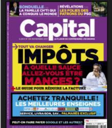 Illustration de l'article Capital publie sa liste des champions du services à la personne