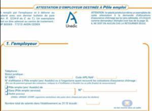 Illustration de l'article L'attestation employeur à remettre à la fin d'un contrat en CESU