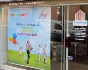 Illustration de l'article Le réseau Free Dom ouvre une nouvelle agence à Paris