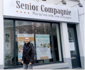 Illustration de l'article Une première agence de services à domicile mixte  Senior Compagnie / Free Dom ouvre à Cambrai