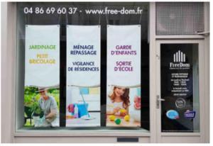Illustration de l'article Une nouvelle agence de services à domicile à Cavaillon pour Free Dom