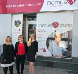 Illustration de l'article DomusVi inaugure sa nouvelle agence à Liévin et son antenne à Wingles