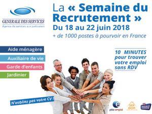 """Illustration de l'article Générale des Services lance l'opération """"Semaine du Recrutement"""""""