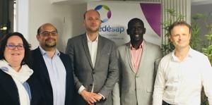 Illustration de l'article La Fédésap et la plateforme CAP92 signent un partenariat