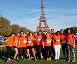 Illustration de l'article Babychou Services se forme aux premiers secours et participe à La Parisienne