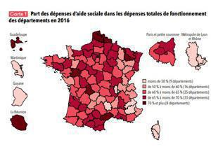 Illustration de l'article L'aide et l'action sociales en France