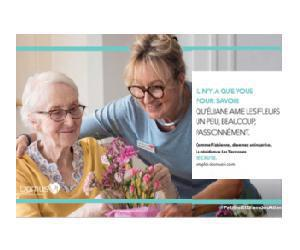 Illustration de l'article DomusVi Aide et soins à domicile recrute