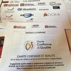 Illustration de l'article Charte Confiance et Qualité pour les plateformes de services à la personne