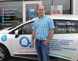 Illustration de l'article O2 Care Services ouvre une agence à Royan