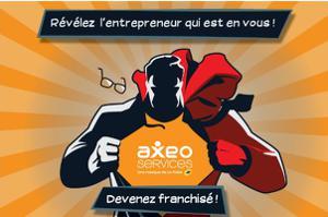 Illustration de l'article Axeo Services présentera sa franchise à Rennes du 23 au 25 septembre