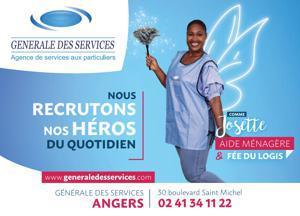 Illustration de l'article Générale des Services lance une campagne de recrutement nationale