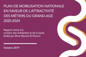 Illustration de l'article Que propose le rapport El Khomri sur l'attractivité des métiers du grand âge ?
