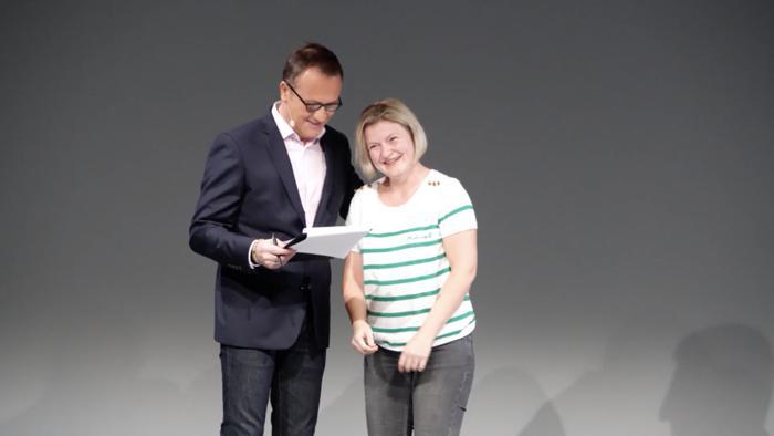 Illustration de l'article Les Trophées des Nounous récompensent l'assistante maternelle d'un enfant handicapé