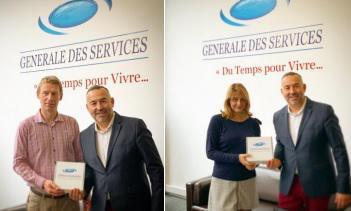 Illustration de l'article Générale des Services ouvre 2 nouvelles agences à Chambéry et Fontainebleau