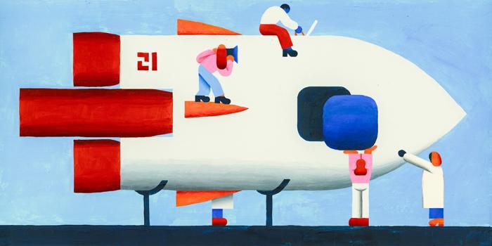 Illustration de l'article 8 projets lauréats de 21, l'accélérateur d'innovation sociale de la Croix Rouge Française