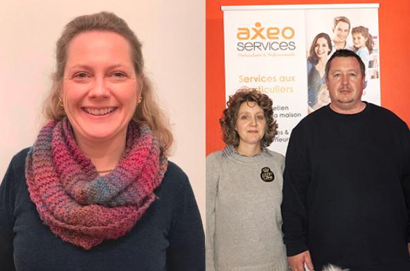 Illustration de l'article Axéo Services ouvre une agence à Serris et une agence à Abbeville