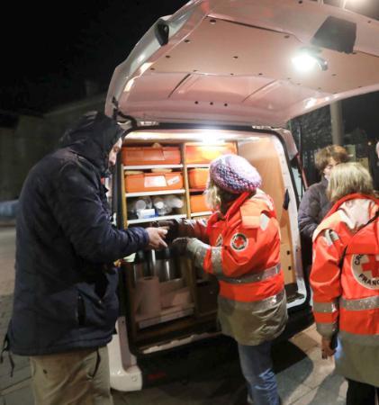 Illustration de l'article [Covid19] La Croix Rouge propose de livrer des produits de première nécessité