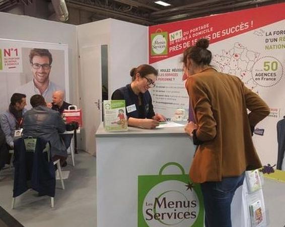 Illustration de l'article Les Menus Services lance un Salon de la Franchise Virtuel