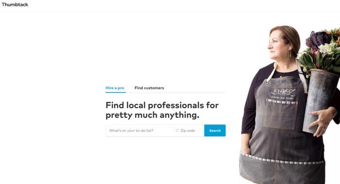 Illustration de l'article [Covid19] Aux USA Thumbtack licencie 250 salariés