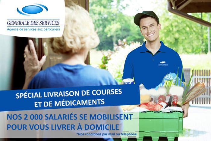 Illustration de l'article Générale des Services s'associe à Monop et Nickel pour la livraison à domicile