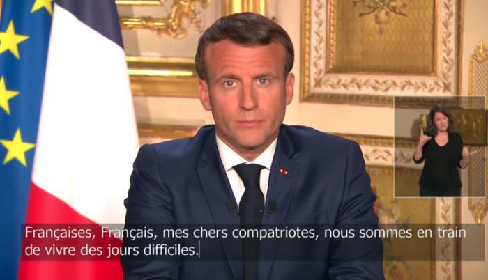 Illustration de l'article [Covid19] Emmanuel Macron souhaite bâtir un monde plus solidaire