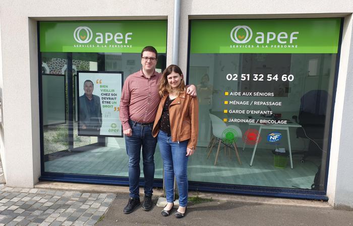 Illustration de l'article APEF ouvre une nouvelle agences aux Sables d'Olonnes