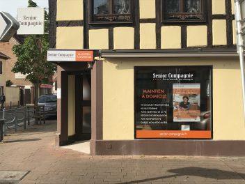 Illustration de l'article En Alsace, une ancienne agence Adomis change pour Senior Compagnie