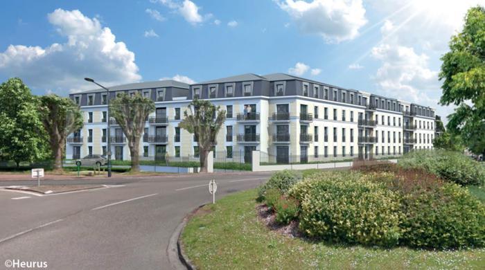 Illustration de l'article Heurus ouvre une quatrième résidence services pour senior à Saumur