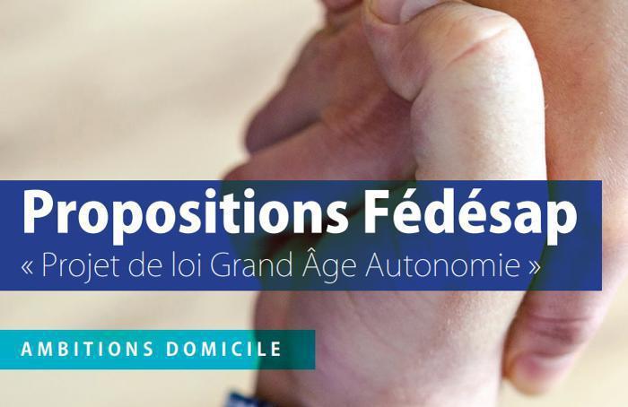 Illustration de l'article Les propositions de la Fédésap pour la réforme du Grand Âge