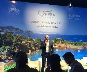 Illustration de l'article ADHAP et Domidom se sont réunis à Cannes du 7 au 9 juin 2017