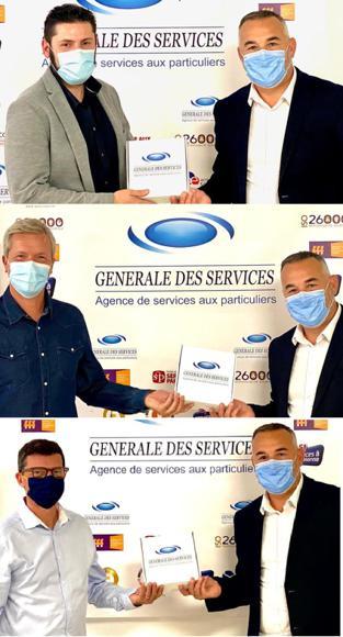 Illustration de l'article Générale des Services ouvre 3 nouvelles agences aux Sables d'Olonne, à Bourges et à Colmar
