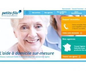 Illustration de l'article Petits-fils lance un nouveau site internet avec un espace dédié à sa franchise